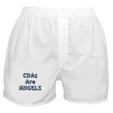 CNAs Are Angels Boxer Shorts