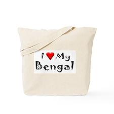 Bengal Tote Bag