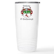 Doherty Irish/English Travel Mug