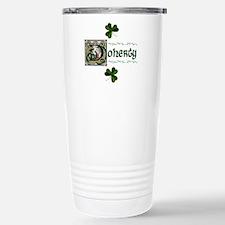 Doherty Celtic Dragon Stainless Steel Travel Mug