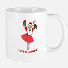 Cute Christmas shoe tree Mug