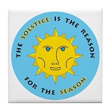 Solstice Tile Coaster