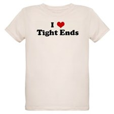 I Love Tight Ends T-Shirt