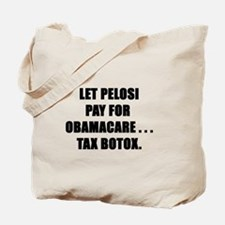 Tax Botox Tote Bag
