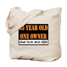 85th Birthday Tote Bag
