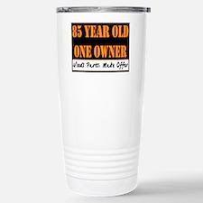 85th Birthday Travel Mug
