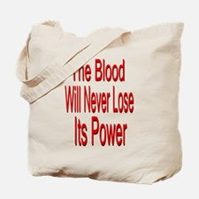 The Blood / All-Powerful Blood Tote Bag
