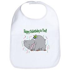 Happy Unbirthday Bib