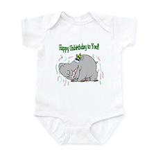Happy Unbirthday Infant Creeper