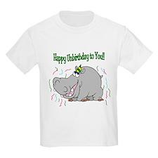 Happy Unbirthday Kids T-Shirt