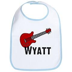 Guitar - Wyatt Bib