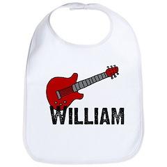 Guitar - William Bib