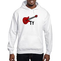 Guitar - Ty Hoodie