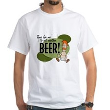 """Time for me to get another BEER!"" Dad T-Shirt"