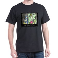 The Flying Dutchman Black T-Shirt