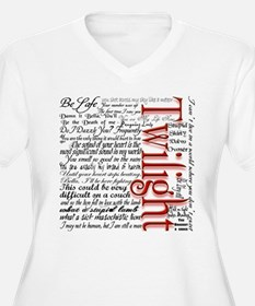 Movie Twilight Quotes Gifts T-Shirt