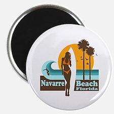 Navarre Beach FL Magnet