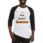 Got Rake? Fall Baseball Jersey