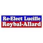 Lucille Roybal-Allard Bumper Sticker