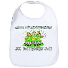Intoxicating St. Patricks Day Bib