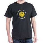 Solstice Night Black T-Shirt