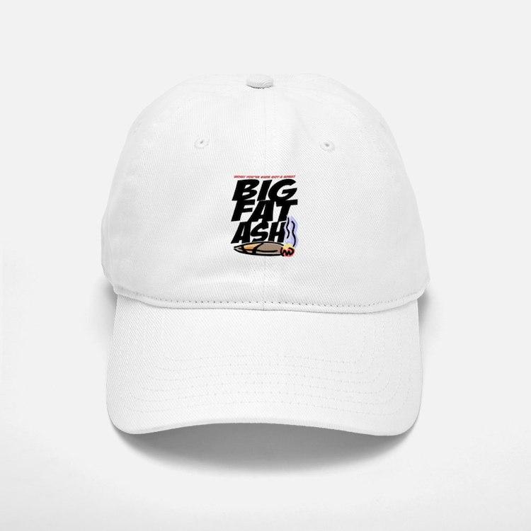 BigFatAsh! Baseball Baseball Cap
