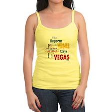 Vegas Jr.Spaghetti Strap