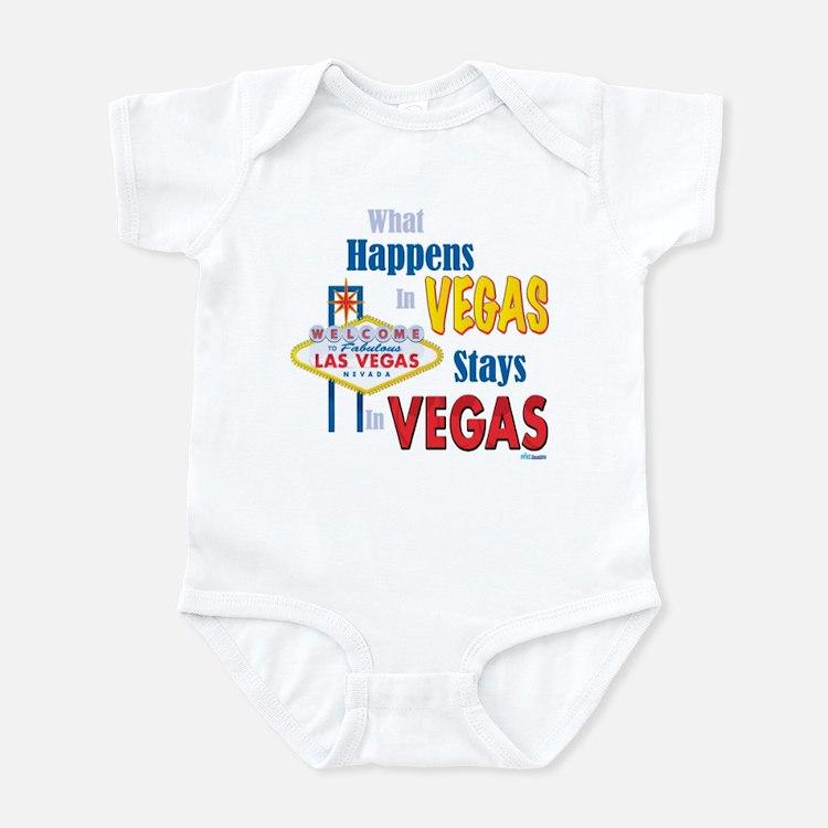 Vegas Infant Bodysuit