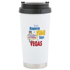 Vegas Travel Mug
