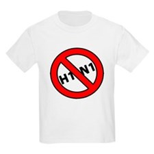 H1N1 Swine flu T-Shirt