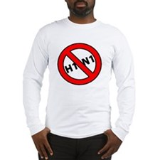 H1N1 Swine flu Long Sleeve T-Shirt