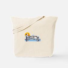 Navarre Beach FL Tote Bag