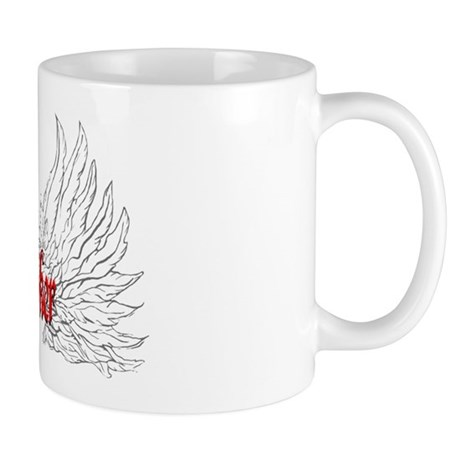 Poker Wings Mug