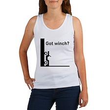 Got Winch? Women's Tank Top