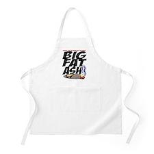 BigFatAsh! BBQ Apron