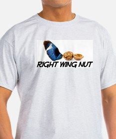 Right Wing, Nut T-Shirt