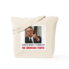 KICK HIM OUT ! Tote Bag