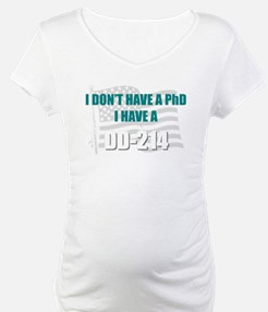 DD 214 PhD DD214 Shirt