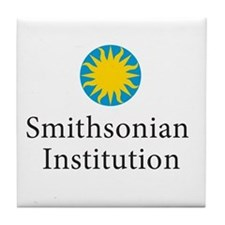 Smithsonian Tile Coaster