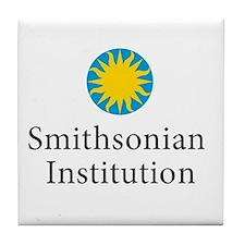 Smithsonian Tile Coaster
