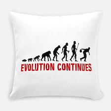 Evolution Ten Pin Bowling Everyday Pillow