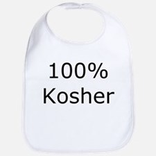 Jewish 100% Kosher Bib
