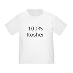 Jewish 100% Kosher T