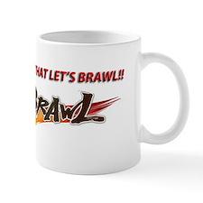 super_smash_bros_brawl_logo Mugs