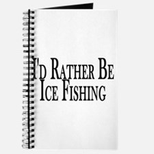 Rather Ice Fish Journal