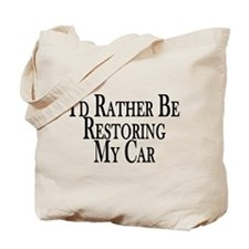 Rather Restore Car Tote Bag