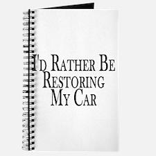 Rather Restore Car Journal