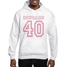 Cougars 40 Hoodie