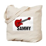Guitar - Sammy Tote Bag