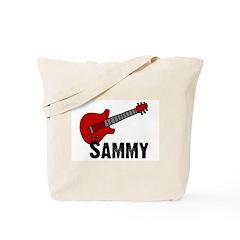 Guitar - Sammy Tote Bag